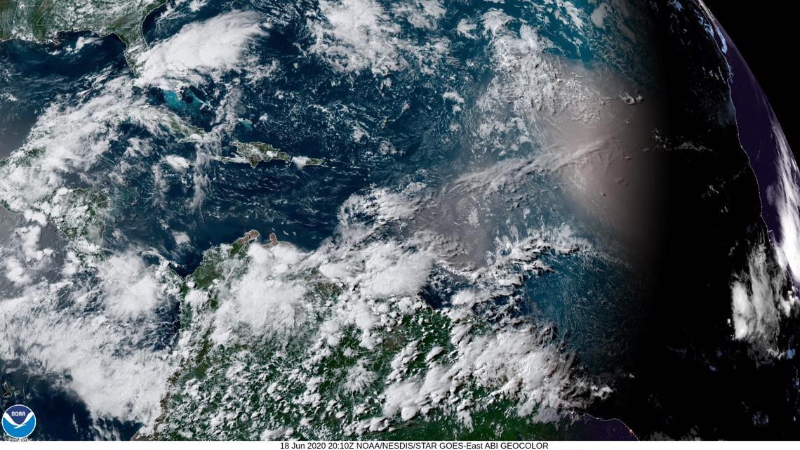 NOAA/GOES16