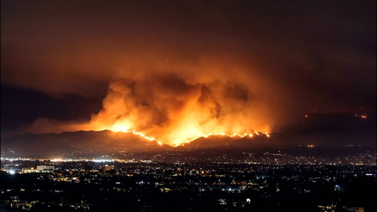 AccuWeather's 2021 US wildfire season forecast