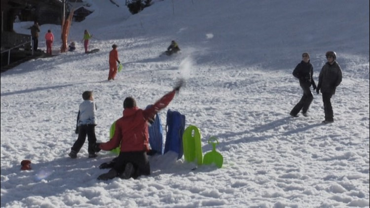 With lifts closed due to COVID, French ski resorts offer new activities