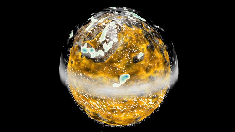Climate Scientists Recreated an Interactive 3D Model of the Planet From 'Dune'