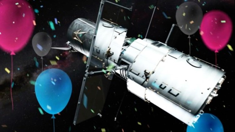 This NASA Tool Can Show You The Photo Hubble Snapped on Your Birthday