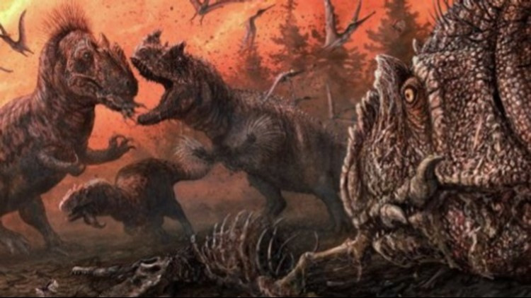 How Bite Marks Reveal This Very Interesting Thing About Dinosaurs