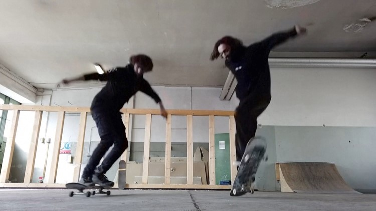 These Skateboarding Brothers Have Olympic Dreams