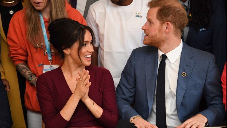 Prince Harry and Meghan Markle Bite the Big Apple at Global Citizen Live Concert