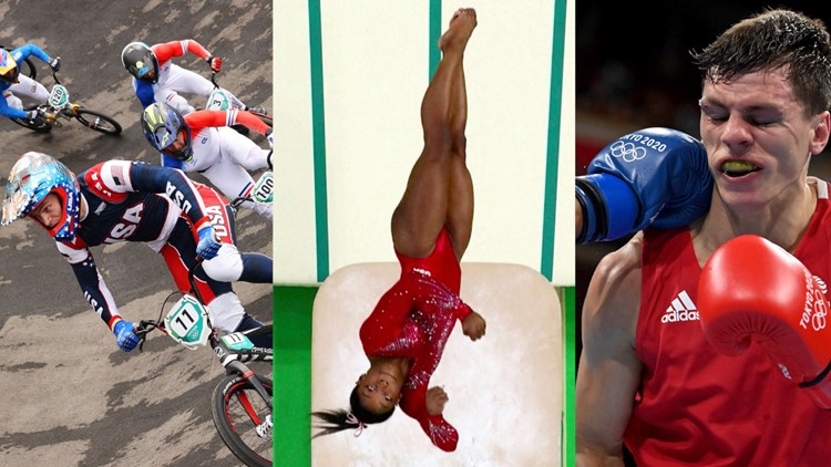 These Are the Olympic Sports With the Highest Risk of Serious Injury