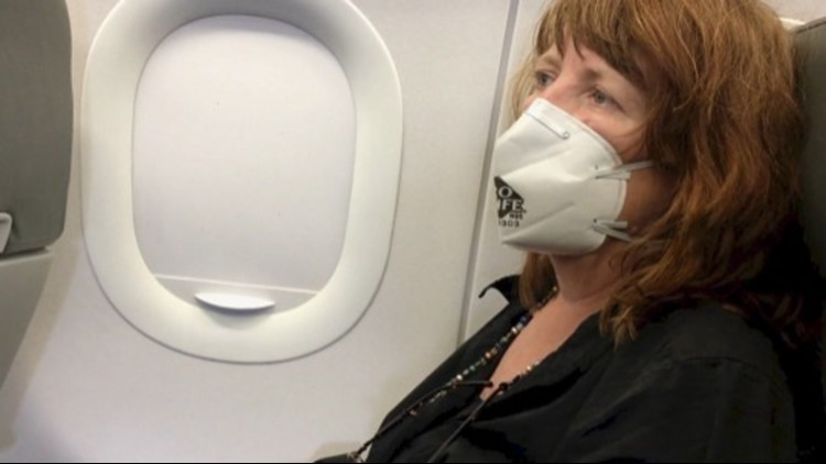 How People Can Stay Safe When They Fly During the Pandemic