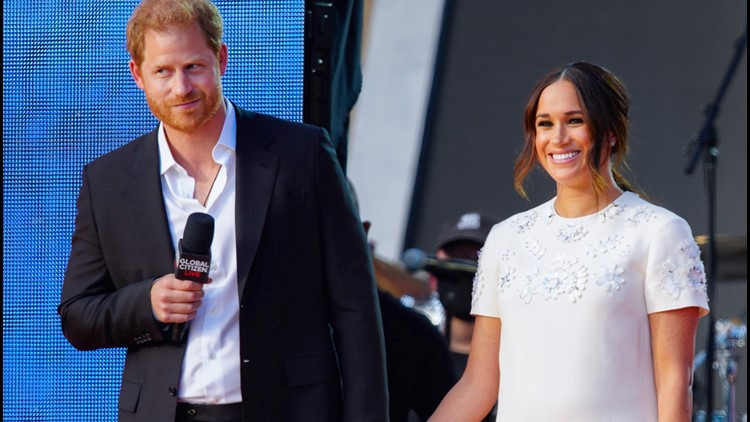 Meghan Markle's Handbag Has a Direct Relation to Princess Diana