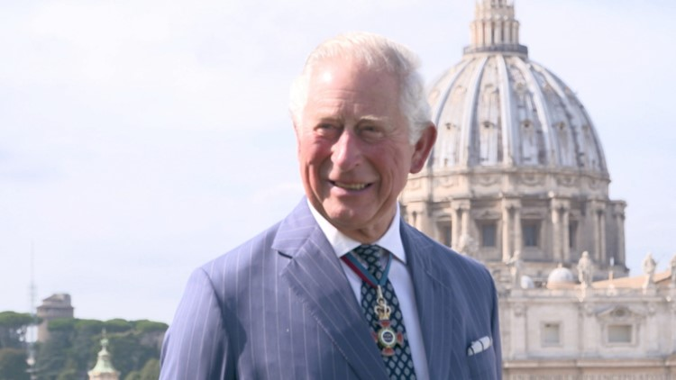 Prince Charles Has His Own TV Channel Dedicated to Climate Change