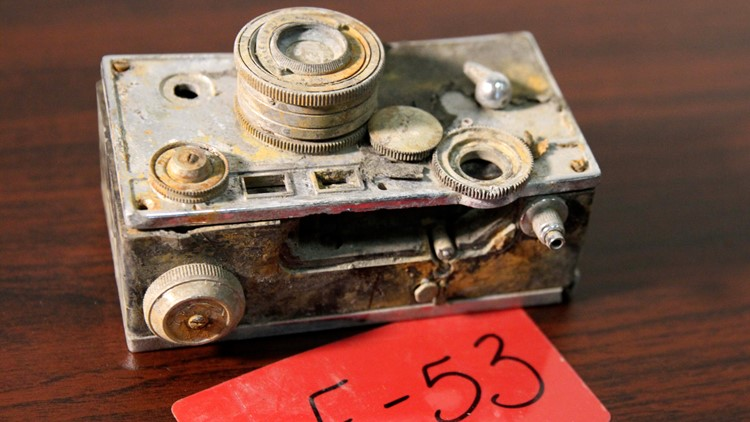 Crews find more partial human remains from 1952 Alaska crash