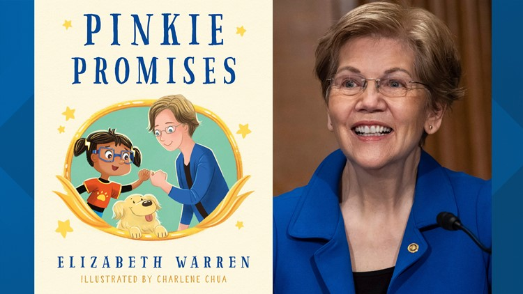 Sen. Warren's picture book 'Pinkie Promises' to be published this fall