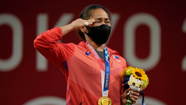 Olympic outsider teams celebrate rare gold medal wins