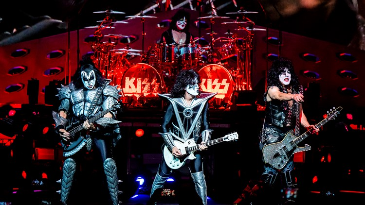 KISS postpones concert at last minute after Paul Stanley tests positive for COVID