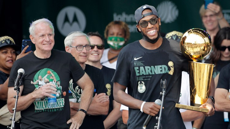Trio of NBA Finals players finally arrives at Tokyo Olympics