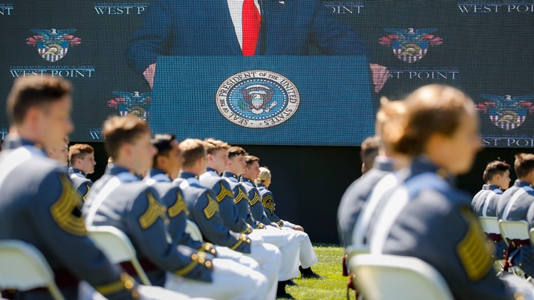 More than 70 West Point cadets accused of cheating on exam