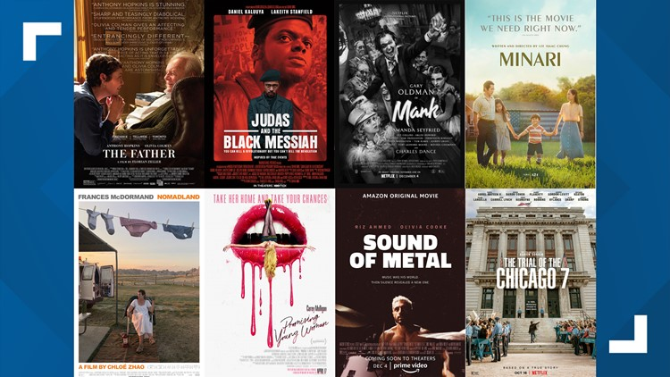 Where to stream the best picture Oscar nominees