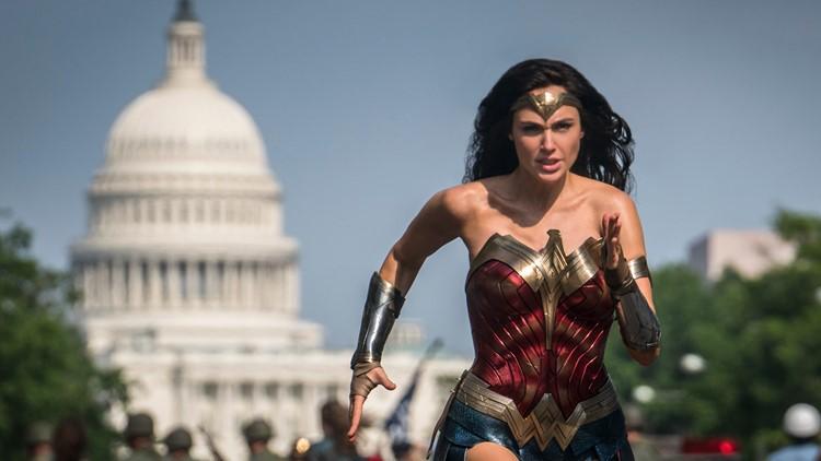 'Wonder Woman 1984' grabs $38.5 million overseas