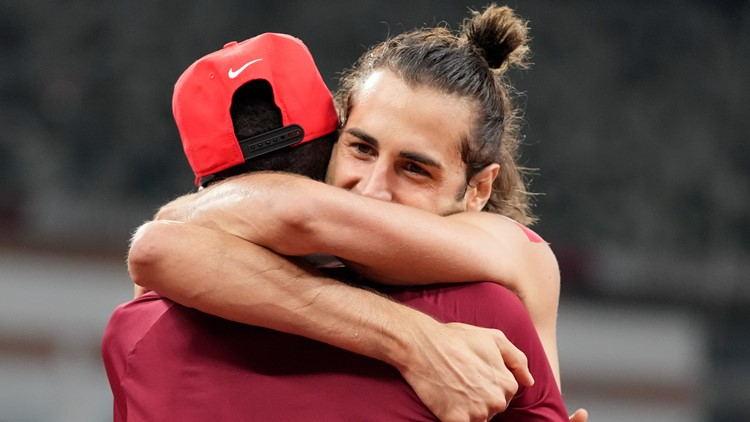 At an extraordinary Olympics, acts of kindness are everywhere