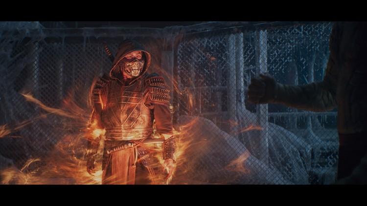 'Mortal Kombat,' 'Demon Slayer' lead improving box office