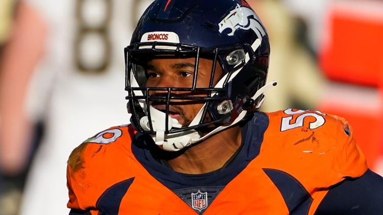 Broncos' Malik Reed sets the bar higher entering third NFL season