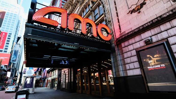 AMC reopens theaters, offers 15-cent tickets on Aug. 20