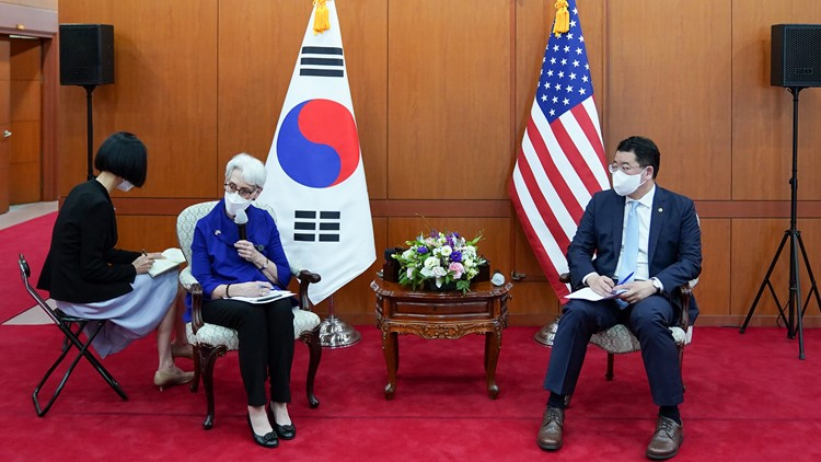 US diplomat worried about pandemic, food supply in North Korea