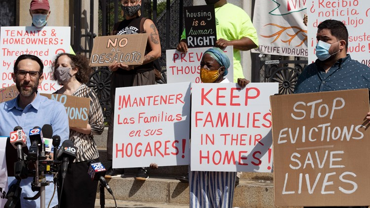 Evictions expected to spike as pandemic moratorium ends