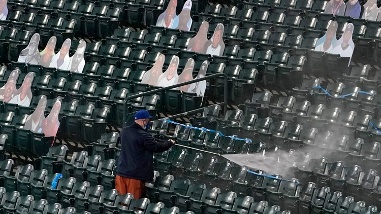 MLB to relax virus protocols when 85% on field vaccinated