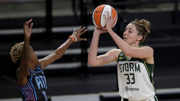 Katie Lou Samuelson tests positive for COVID-19, out of Olympics
