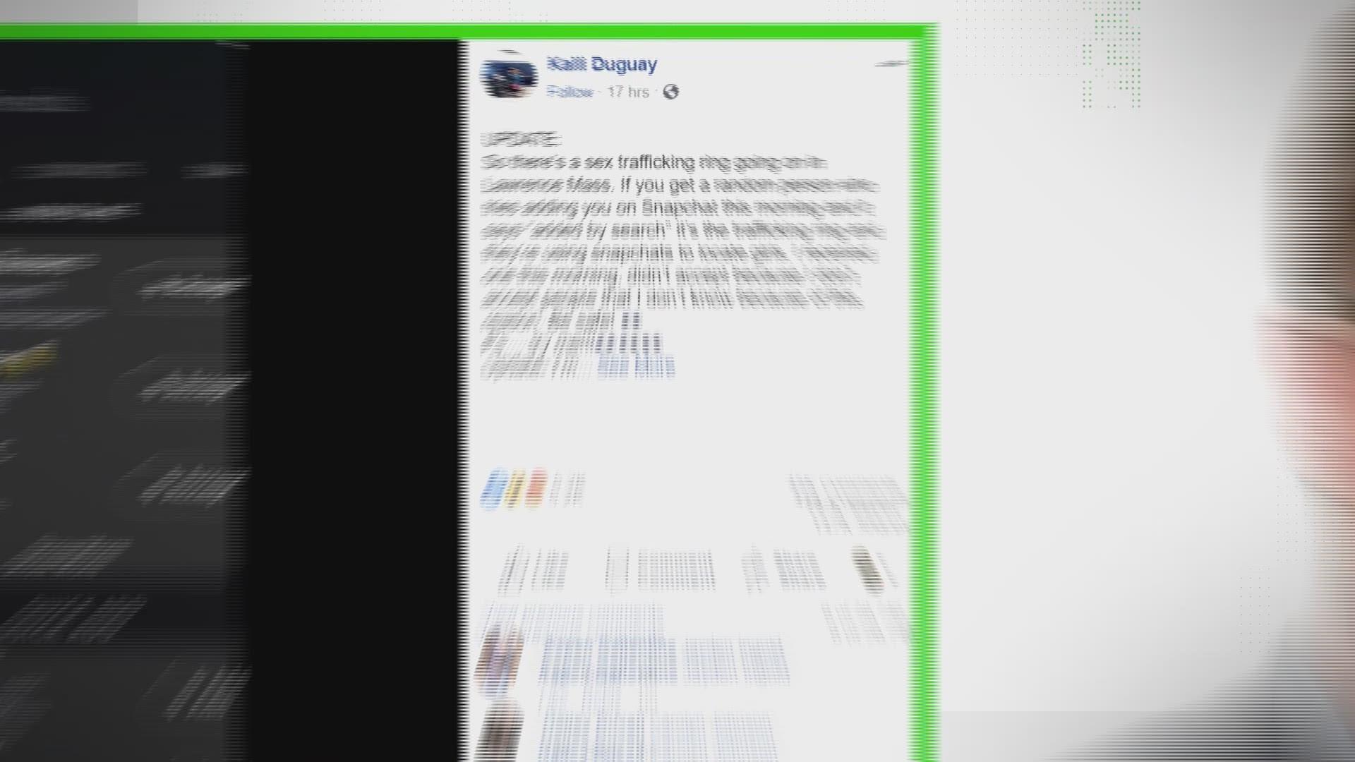 Snapchat sex account