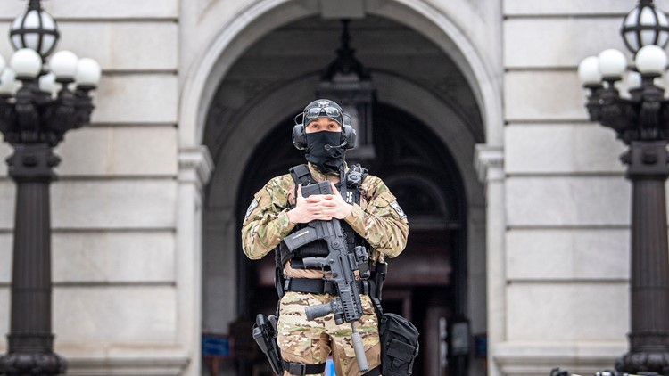 Capitol riot investigators work through evidence; FBI asks for help