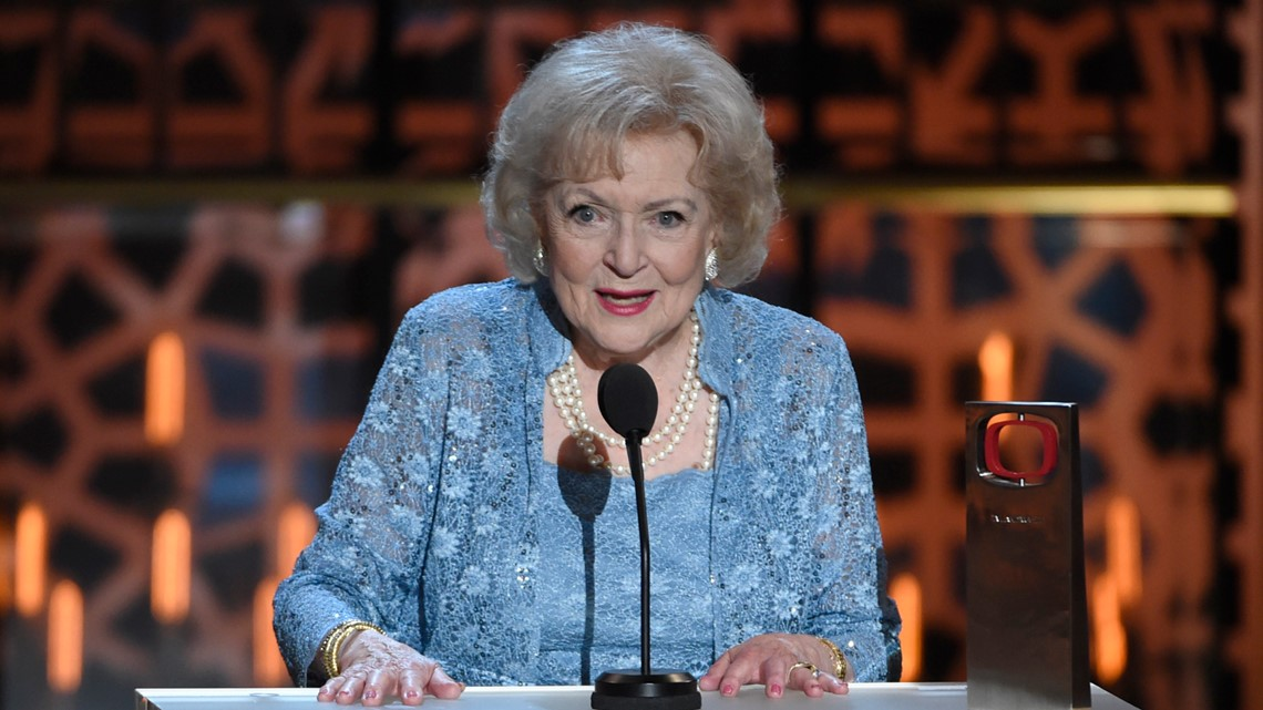 Betty White to star in upcoming Lifetime Christmas movie