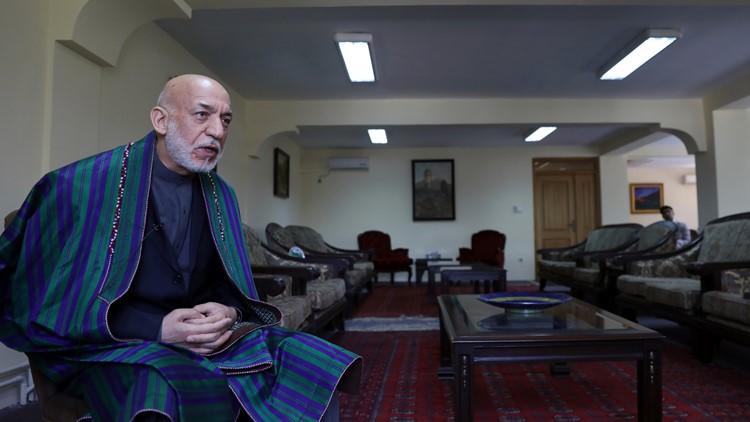 Former president Karzai says US failed in Afghanistan