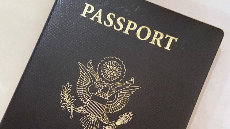 US issues its 1st passport with 'X' gender marker