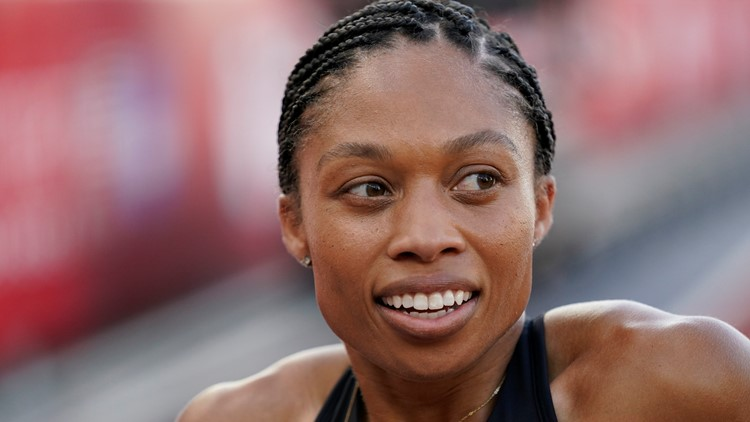 Olympic track trials: Sha'Carri Richardson bows out of 200m; Felix in lineup