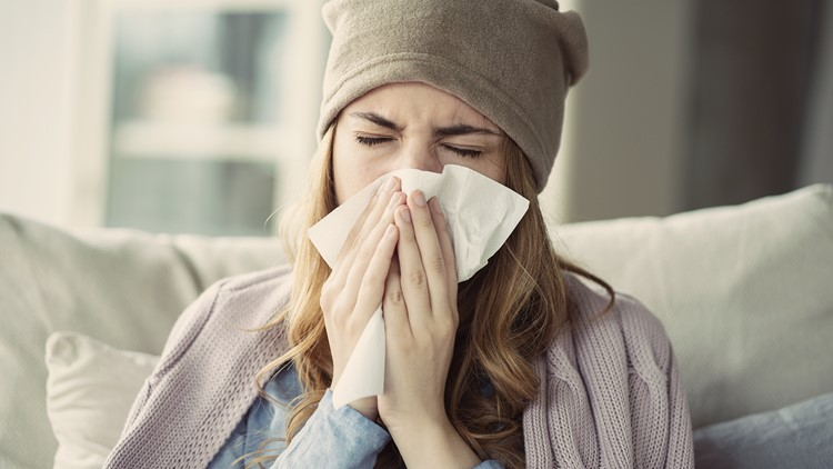 US has 'lowest flu season' on record during COVID pandemic