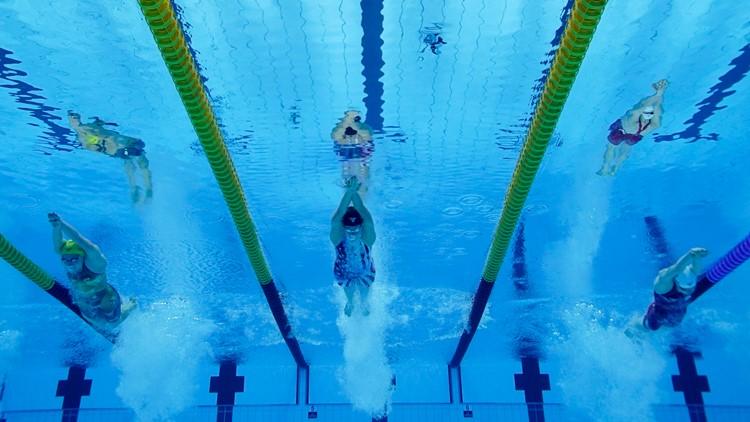 American swimmer Schmitt wins 10th medal