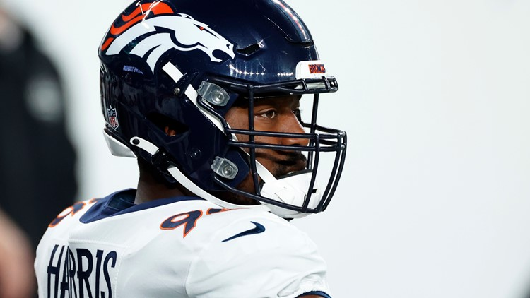 As NFL Free Agency approaches, Broncos' Shelby Harris reflects on 2020 season