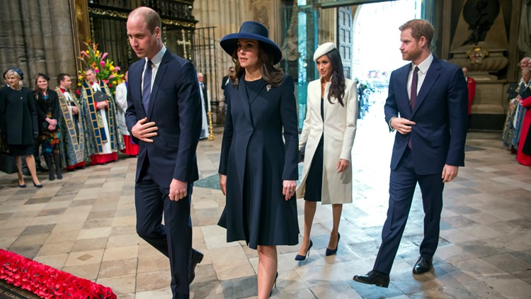 Prince William, Harry release statements about their grandfather Prince Philip