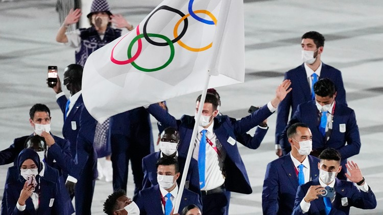 Video game music gets starring role at Opening Ceremony