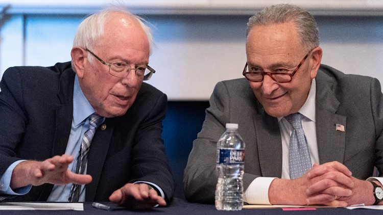 Dems eye $6T plan on infrastructure, Medicare, immigration