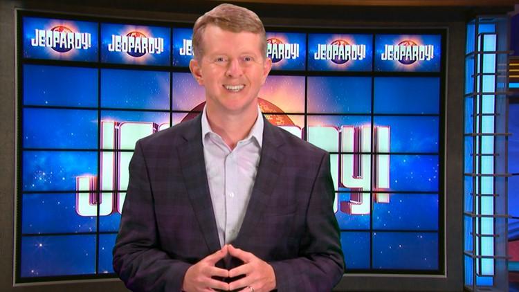 'Jeopardy!' has rare tiebreaker question in Ken Jennings' 10th show as host