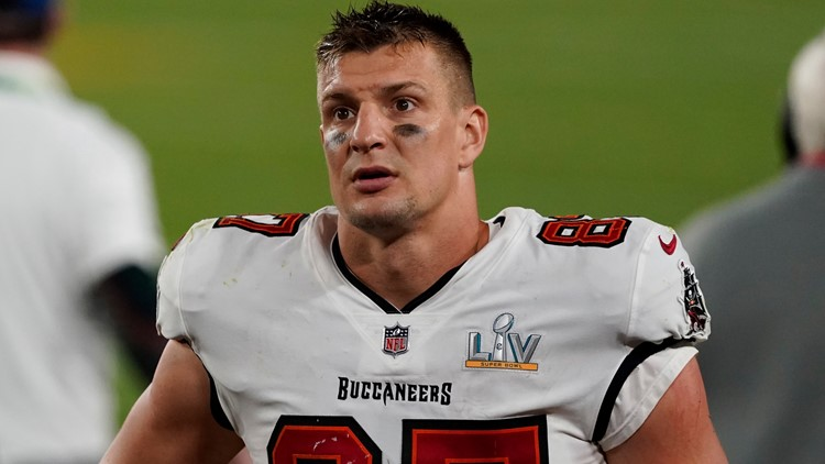 NFL star Rob Gronkowski gives $1.2M to renovate playground