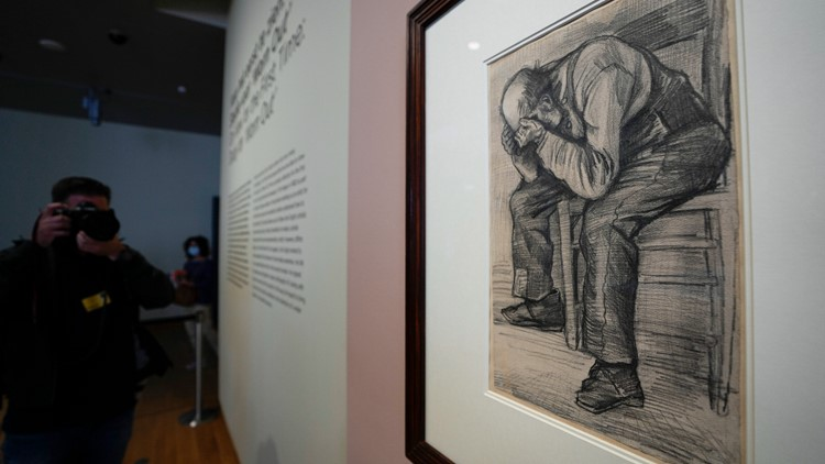 'New' Van Gogh drawing to go on display in Amsterdam museum