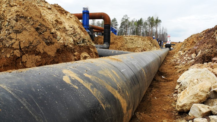Proposed pipeline would run through 30 Iowa counties, 4 other states