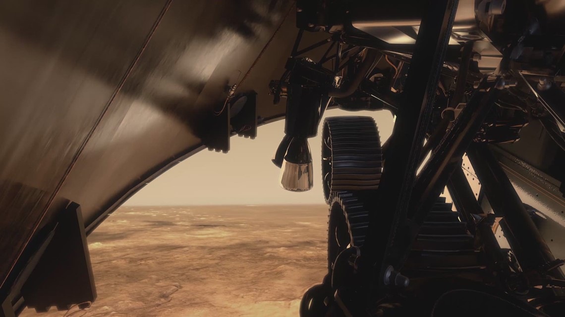 How NASA plans to pull off daring Mars landing with Perseverance rover