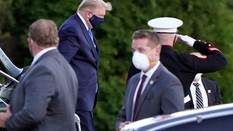 Almost 900 Secret Service employees were infected with COVID