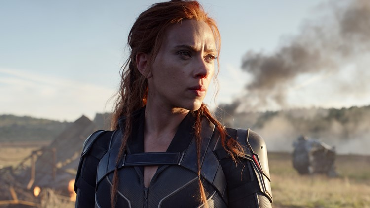 New 'Black Widow' trailer features a young Natasha Romanoff