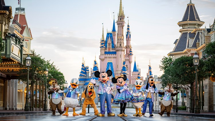 Walt Disney Co. requiring staff be vaccinated