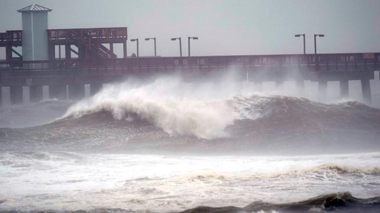 Hurricane Sally slows to a crawl, threatens historic floods