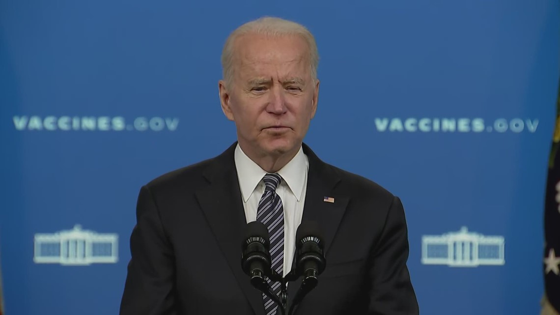Biden speaks after CDC approves Pfizer vaccine for ages 12 and up